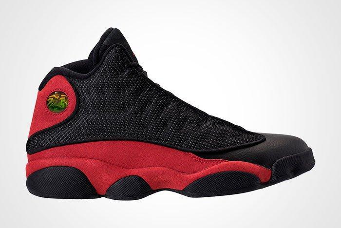 Air Jordan 13 Black Red Bred Retro Thumb