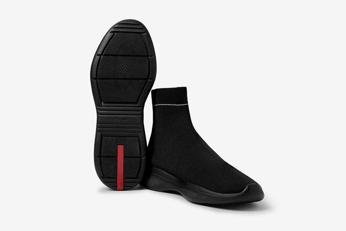 Prada American Cup Sneaker 1