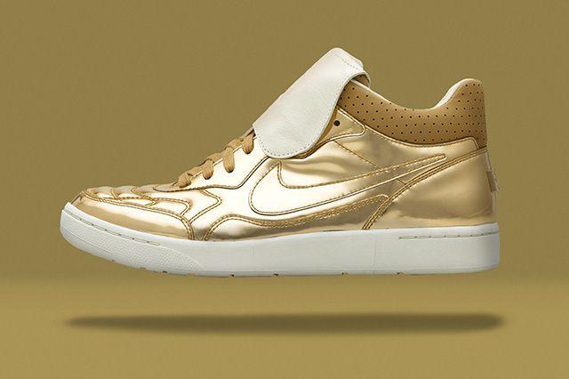 Nike Tiempo 94 Mid Nikelab All Gold