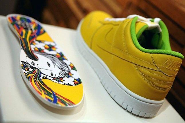 Brazil Nike 631 1