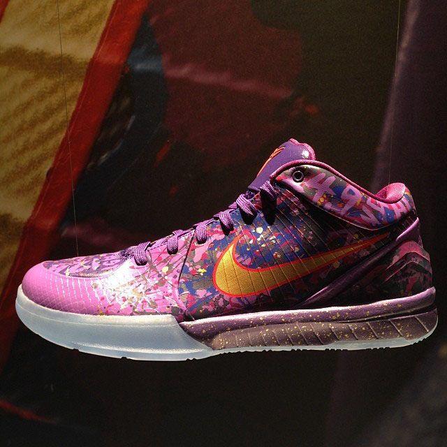 Nike Zoom Kobe 4 Prelude First