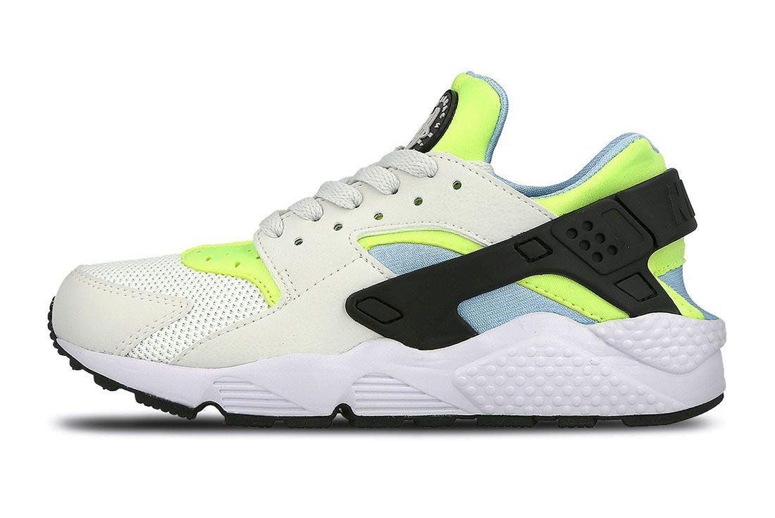 Nike Air Huarache Barely Volt 6