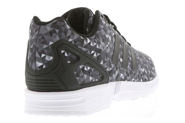 Adidas Zx Flux Monochrome 3