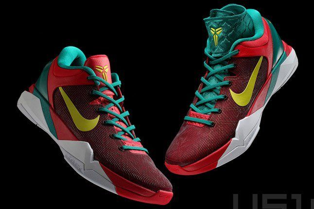 Nike Kobe 7 Year Of Dragon 5 1