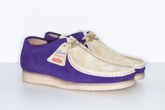 Supreme Clarks Ss15 Wallabee 3