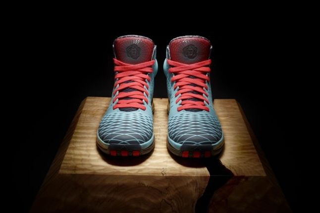 Adidas D Rose 3 Chi Town Hero Front 1