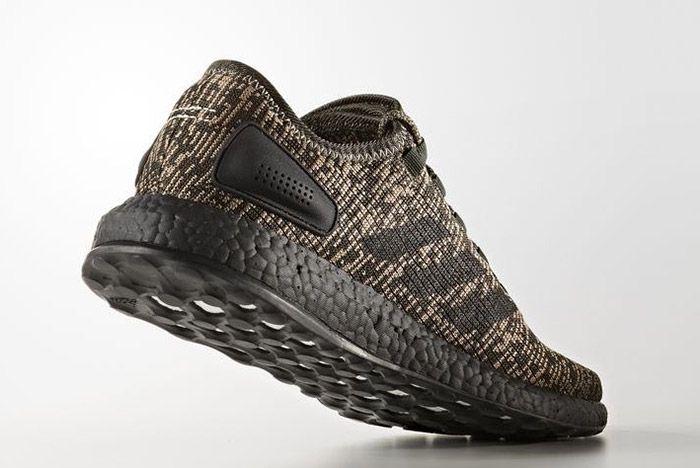 Adidas Pure Boost Night Cargo 3