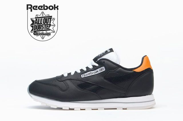 Caliroots X Aod X Reebok Classic Leather Aodxcr Sideview