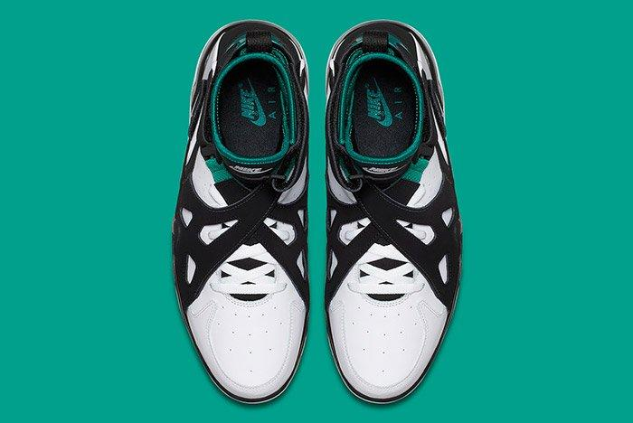 Nike Air Unlimited Retro White Black Emerald 7