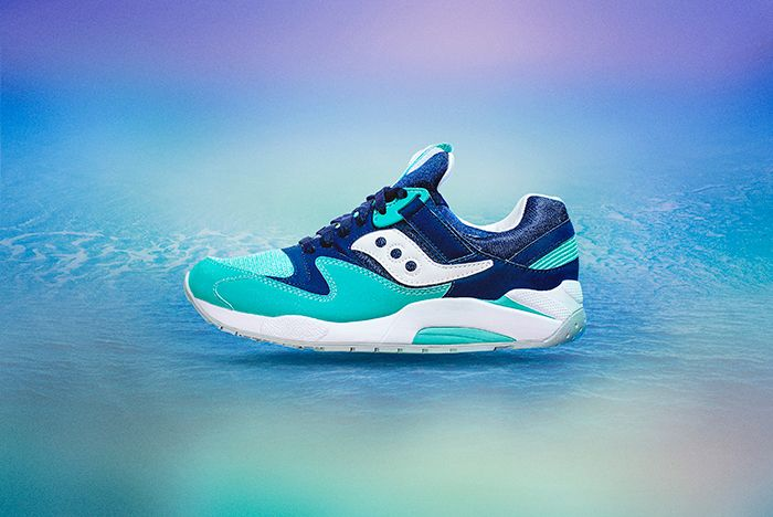 Saucony Spring Break Grid 9000 3