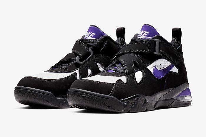 The OG Nike Air Force Max CB Returns