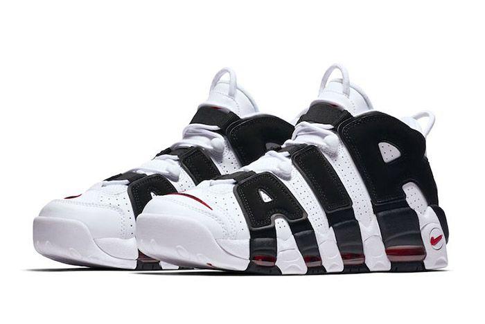 Nike Air More Uptempo Chicago Bulls Scottie Pippen 5