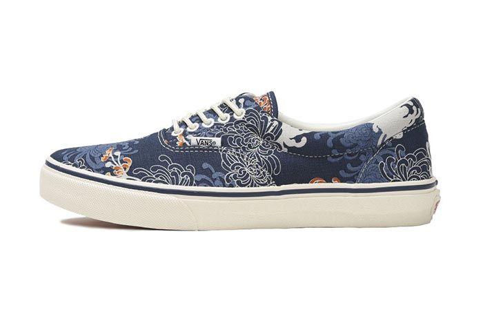Vans Japan Fabrics Collection Era Lateral