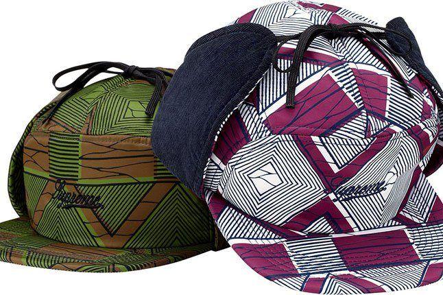 Supreme African Flap Cap 1