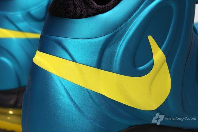 Nike Airmax Hyperposite Trpclblu Sncyllw Heel Swoosh 1