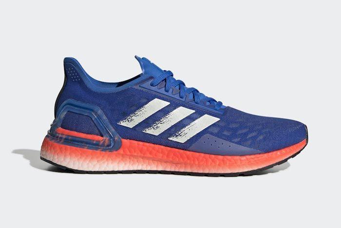 Adidas Ultraboost Pb Glory Blue Lateral