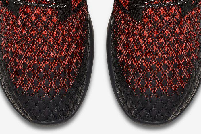 Nike Roshe Two Flyknit Red 2