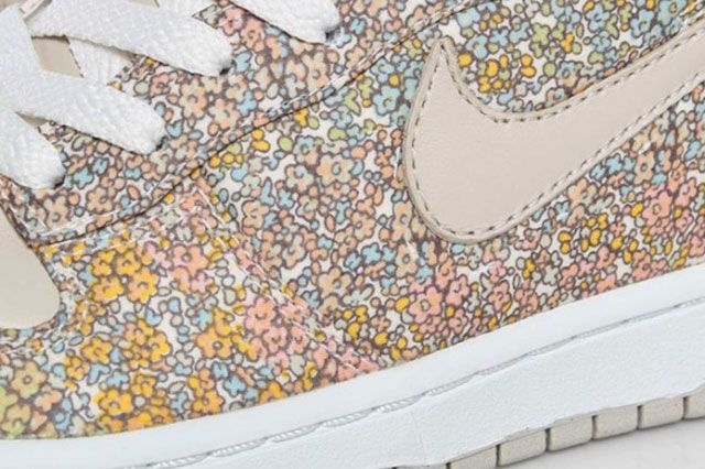 Womens Nike Dunk High Skinny Liberty London 3