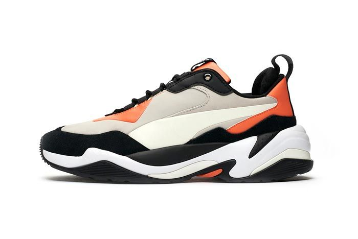 Puma Thunder Nature Nasturtium Lateral
