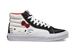 Hello Kitty X Vans Summer 2014 Collection Dp