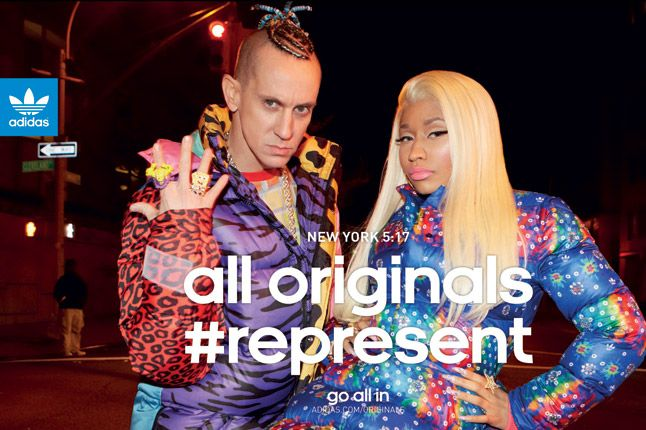 All Originals Represent Nicki Minaj Jeremy Scott 1