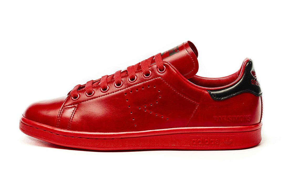 Raf Simmons X Adidas Pack 4