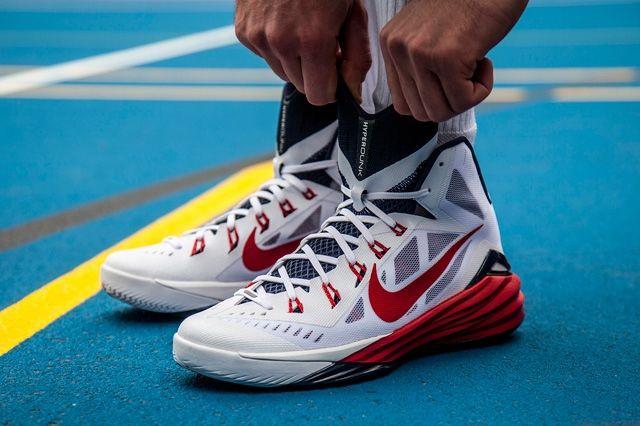 Nike Hyperdunk 2014 Foot Locker White 2