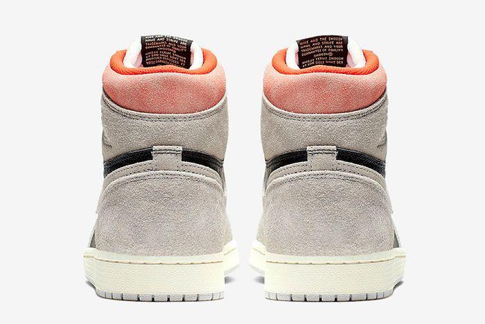 Air Jordan 1 Neutral Grey Release 3