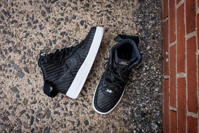Nike Af1 Black 2