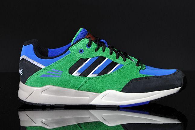 Adidas Tech Super Bluebird Real Green 11