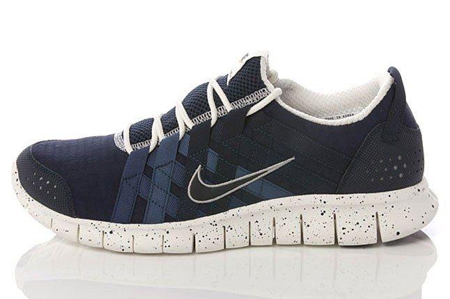 Nike Free Powerlines Navy 1