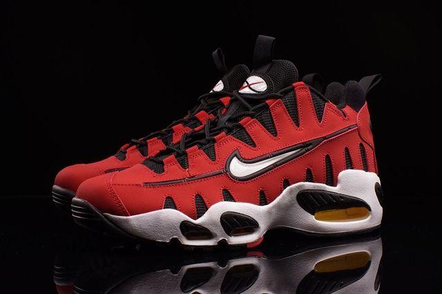 Nike Air Max Nm Varsity Red 2