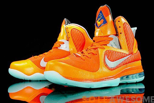 Nike Le Bron 9 All Star Big Bang 03 1