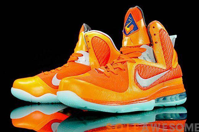 Nike Le Bron 9 All Star Big Bang 03 1