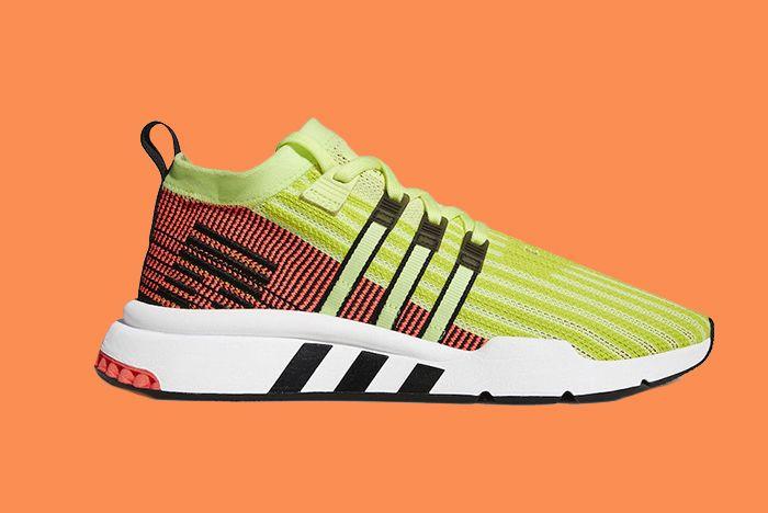 Adidas Eqt Support Mid Adv 1 Sneaker Freaker