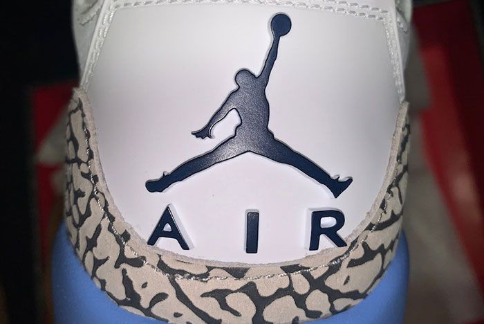 Air Jordan 3 Unc Ct8532 104 Release Date 4 Leak