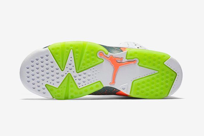 Air Jordan 6 Gs Hasta