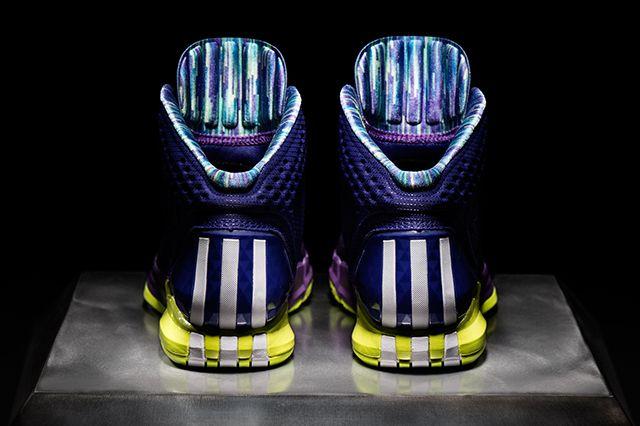 Adidas D Rose 4 Chicago Nightfall 1