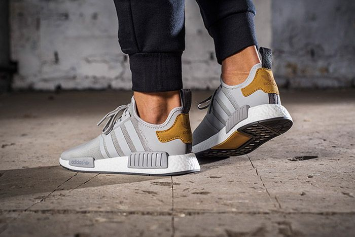 Adidas Master Craft Nmd Grey 4
