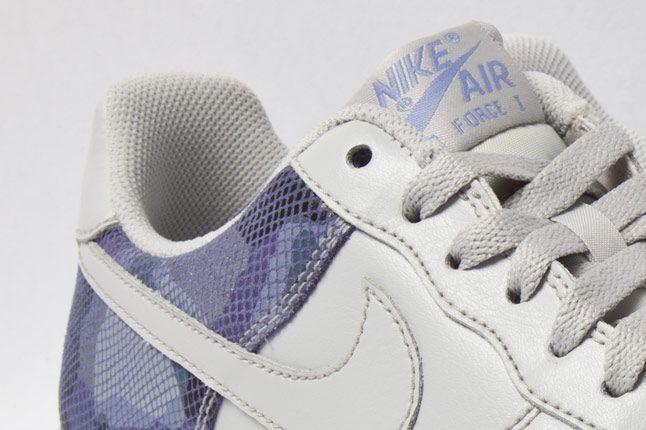 Nike Wns Af1 07 Grey Thstl 2 1