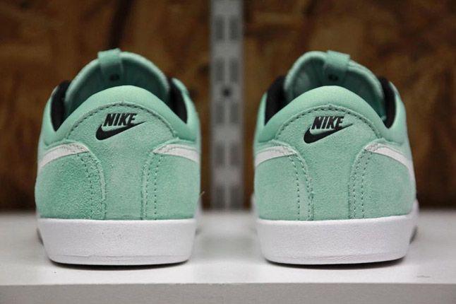 Nike Sb Koston Mint White Heels 1