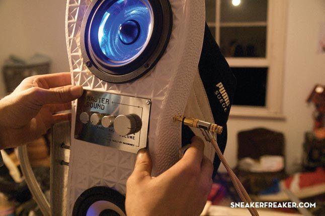 Doom Sneaker Speakers Making Of 22 1