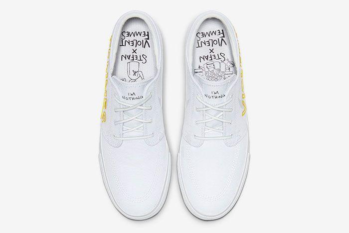 Out Now: Nike SB Stefan Janoski 'Violent Femmes' - Sneaker Freaker