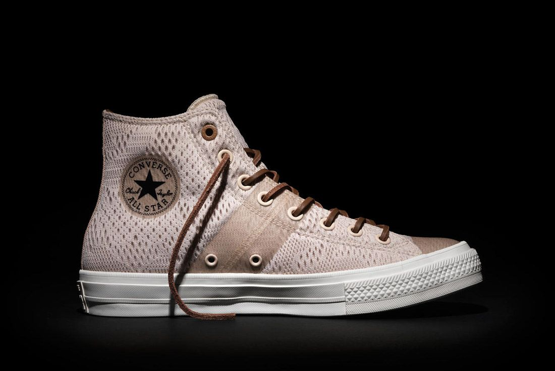 Converse Chuck Taylor All Star Ii Engineered Mesh White 1
