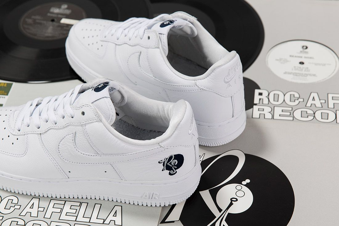 Rocafella Nike Air Force 2