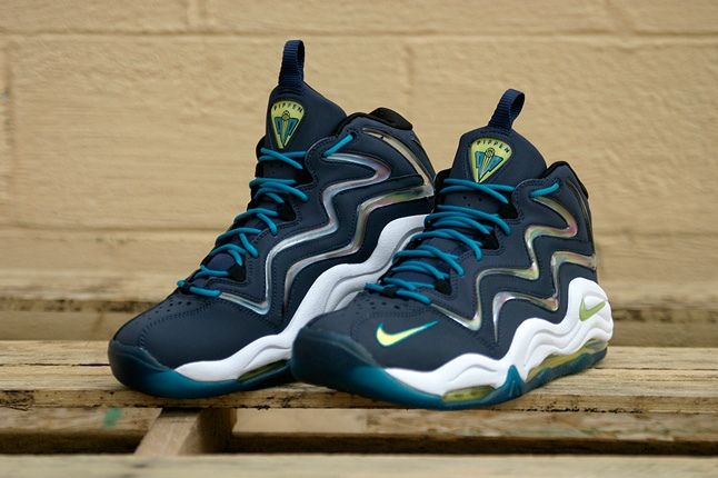 Nike Air Pippen Midnight Navy Front Hero 1