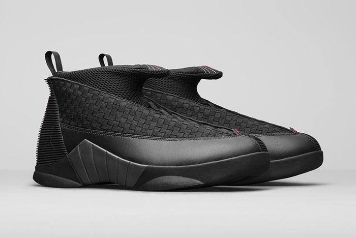 Air Jordan 15 Stealth2