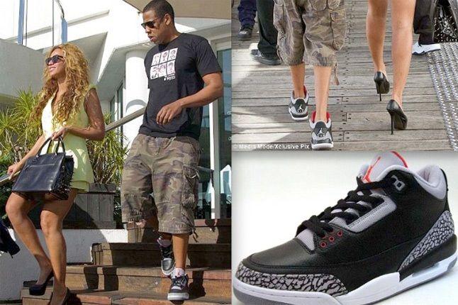 Jay Z Air Jordan 3 1