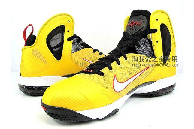 Nike Lebron 9 Elite Taxi 10 1