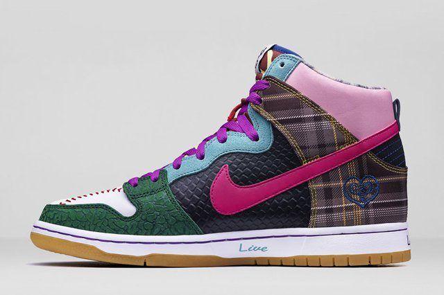 Nike Sb What The Doernbecher 6